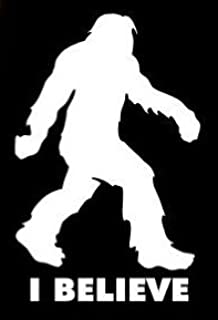 Bigfoot Kicks A$$ Sasquatch Sticker Decal