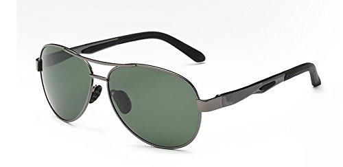 de Vert en du polarisées lunettes rond Foncé Lennon cercle métallique A retro soleil style vintage inspirées Film q4C4g6Ud