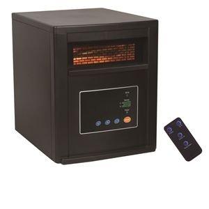 - NEW LifeSmart LS1500-4 1500 Watt Infrared Quartz Heater