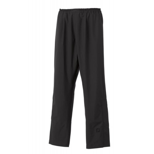 New FootJoy DryJoys Performance Light Black Rain Pants XS Extra Small