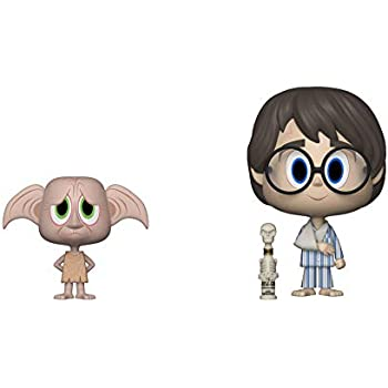 Funko Vynl: Harry Potter - Dobby & Harry 2Pack Collectible Figure, Multicolor