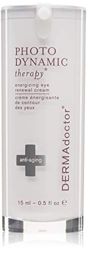 (DERMAdoctor Therapy Energizing Eye Renewal Cream, 0.5 oz)