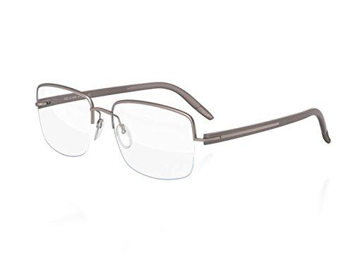 6056 Eyeglasses - Silhouette Eyeglasses SPX Signia Nylor 4435 5419 5420 (5420-6056-56MM)