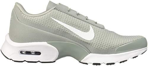 Donna Grigio Scarpe Pumice black Ginnastica Max white 011 Jewell Air Wmns Da light Nike 6pq80x