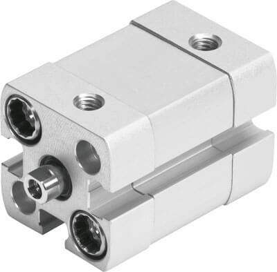 Festo 536226 Compact Double Acting Cylinder, ADN-16-5-I-P-A