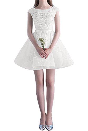 Spitze Promkleider Heimkehr Marie Braut Tanzenkleider Kurzes La Weiß Rosa Cocktailkleider Mini Glamour Abendkleider 8aI1nRwx