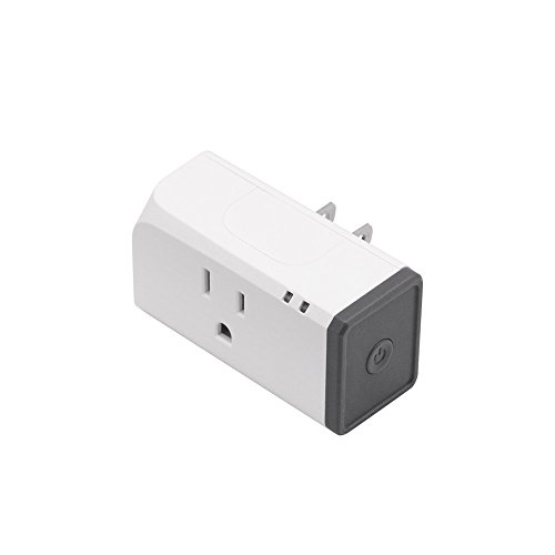 SONOFF S31 16A Wifi Smart Socket Home Power Consumption Measure Monitor Energy Usage App Remote IFTTT Control With Alexa Control Devices Anywhere (S31-1Pack)