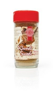 Khmeli-suneli (Georgian Style Dry Spice) 1.76 Oz (50 G) Glas Jar Pac of 12 (50 Gläser)