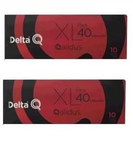 Capsulas Delta Q Qalidus 80 Unidades: Amazon.es: Alimentación y ...