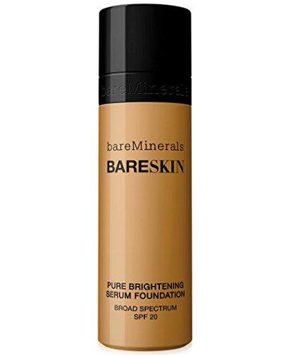 Honey Escentuals Bare - BareMinerals Bare Escentuals BareSkin Pure Brightening Serum Foundation - 1 oz (15 Bare Honey)
