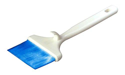 Carlisle 4040214 Sparta Meteor Pastry/Basting Brush, 3'', Blue (Pack of 12) by Carlisle