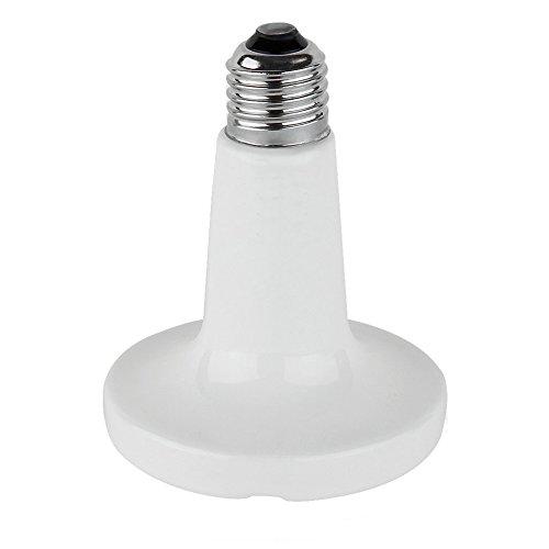NOMOYPET Ceramic Infrared Heat Emitter Lamp Bulb, 100 Watts by NOMOYPET (Image #2)