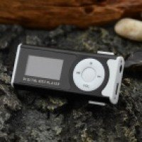 1.0 OLED 160 x 128 Display MP3 Player withTorch//Clip//TF//Mini USB