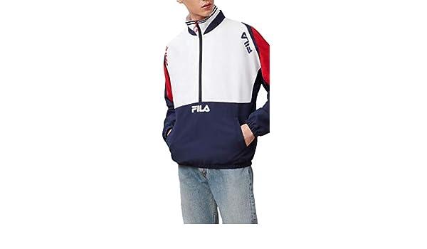 e0b628e72 Fila Men's Marty Wind Jacket at Amazon Men's Clothing store: