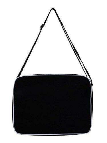 Black Bag Shoulder Unicorn Rock 38x33x11cm Rock Unicorn vU4S7S