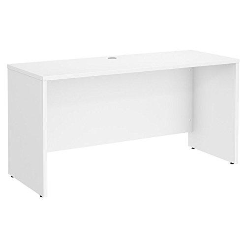 Home Furniture Credenza Office - Bush Business Furniture Studio C 60W x 24D Credenza Desk in White