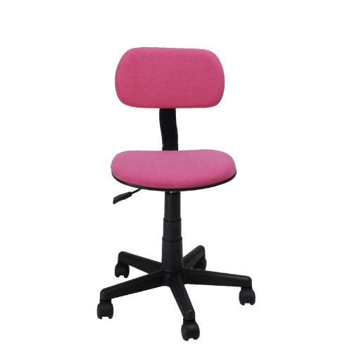 Pink Adjustable Office / Computer Chair for Kids Room