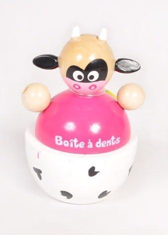 Bo/îte dent de lait Vache pour vos Premi/ère Dents
