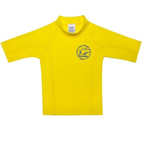 cheap Sunway Rash Guard Boys Shirt Swimsuit UPF 50 UV Sun Protective