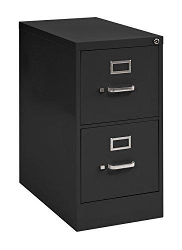 2 Drawer Steel File Cabinet - 8