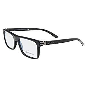 Bvlgari DIAGONO BV 3028 - 5313 Eyeglasses BLACK SAND 53mm