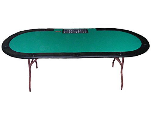 96 Inch Poker Table - ACEM Casino supplies 96 Inch Professional Poker Table - Made in The USA