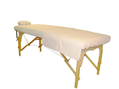 GGI-International-Poly-Cotton-Massage-Table-Sheet-Set-White