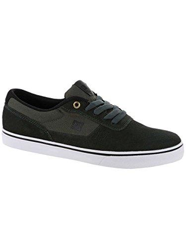 DC Shoes - Zapatillas para hombre Verde verde