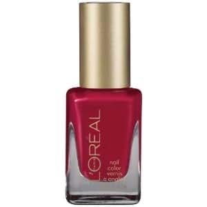 Amazon.com : L'Oreal Color Riche Nail Polish Red Tote