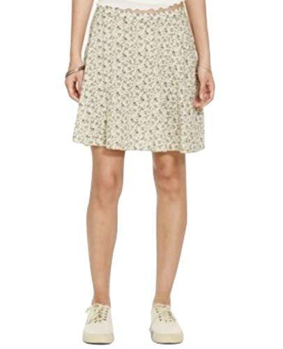 Denim & Supply Ralph Lauren Floral-Print A-Line Miniskirt XS - Ralph Skirt Lauren Print