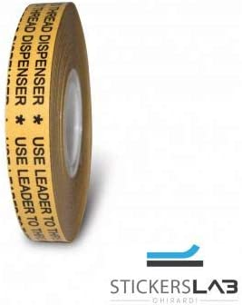 ATG system Biadesivo transfer tapes reverse basso spessore 0,05mm dispenser