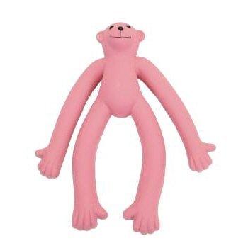 Coastal Pet Products DCP83157 Latex Rascals Long Legged Monkey Dog Toy, 11-Inch, (Dog Latex)