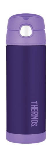 Thermos Funtainer Ounce Bottle Purple product image