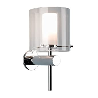 Astro 0342 Arezzo Bathroom Wall Light Chrome Astro Amazoncouk