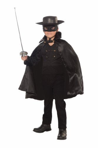 Forum Novelties Bandito Child's Costume, (Masked Bandit Costume)