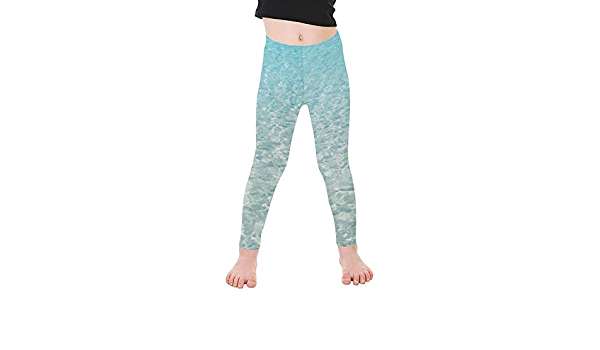 Christie Quinn Little Girls Coexist All Over Print Legging