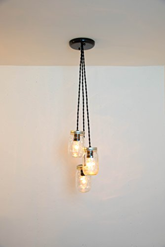 Ball Jar Light Pendant