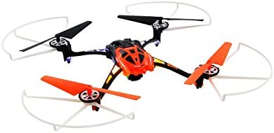 XciteRC 15014200 - Rocket 250 3D FPV, 4 Canal RTF cuadricóptero ...