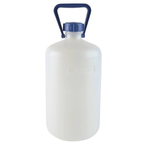 Dynalon HDPE Carboy, 2.64 gal. 1EA Includes Handle 208685-0010 - 1 Each