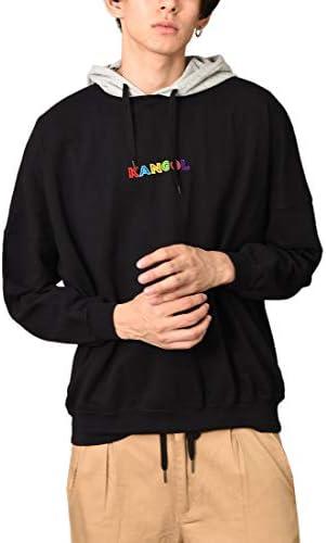 (ベストマート)BestMart KANGOL カンゴール ヘビーウェイト ロゴ刺繍 ビッグシルエット スウェット パーカー メンズ 625208
