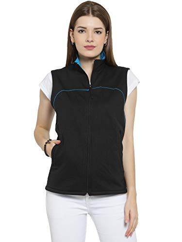 Scott International Women's Solid Regular Jacket
