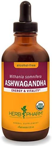 Herb Pharm Certified Ashwagandha Alcohol Free product image