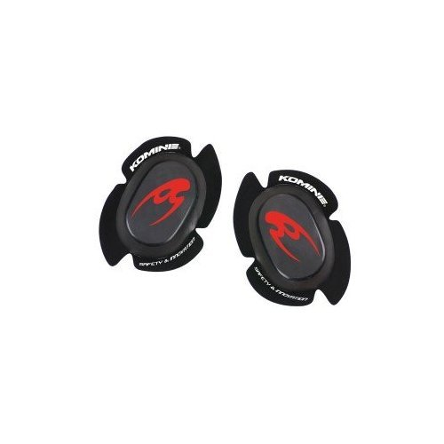 Komine RE-022 KNEE SLIDER SPORTS BLK 09-022