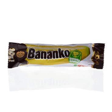 Bananko - Chocolate Covered Banana Flavored Dessert 20g