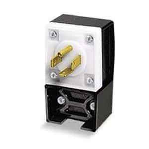 HUBBELL HBL8411C AC Plug NEMA 14-20 Male Angled