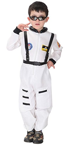 Meeyou Little kids' Space Astronaut (Astronaut Costume Kids)