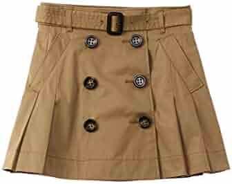 Color : Orange, Size : 110CM CEFULTY Pleated Fluffy Tutu Skirt Soft Pettiskirt for Baby Girls Toddlers Children