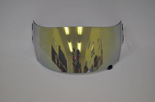- NEW Gold Mirror Iridium Helmet Visor Shield for Suomy Spec 1r Extreme Apex Excel(aftermarket Shield)
