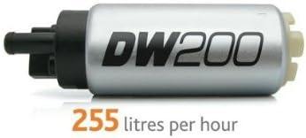 DeatschWerks/ 255 LPH In-Tank Fuel Pump with Installation Kit 9-201-0883