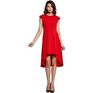 Addyvero Women's High Low Dress 31b0i36FU8L